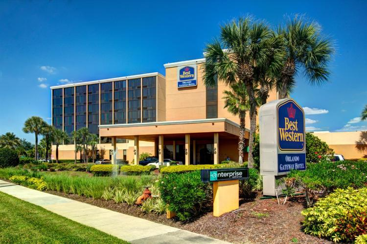 BEST WESTERN ORLANDO GATEWAY FLORIDA THUMBAIL