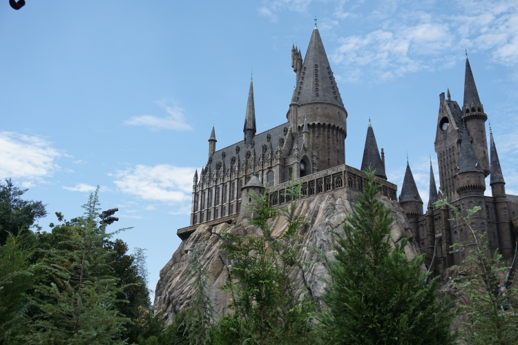 HARRY POTTER HOGWARTS FLORIDA TRAVEL GUIDE