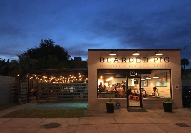 THE BEARDED PIG JACKSONVILLE FL REVIEW