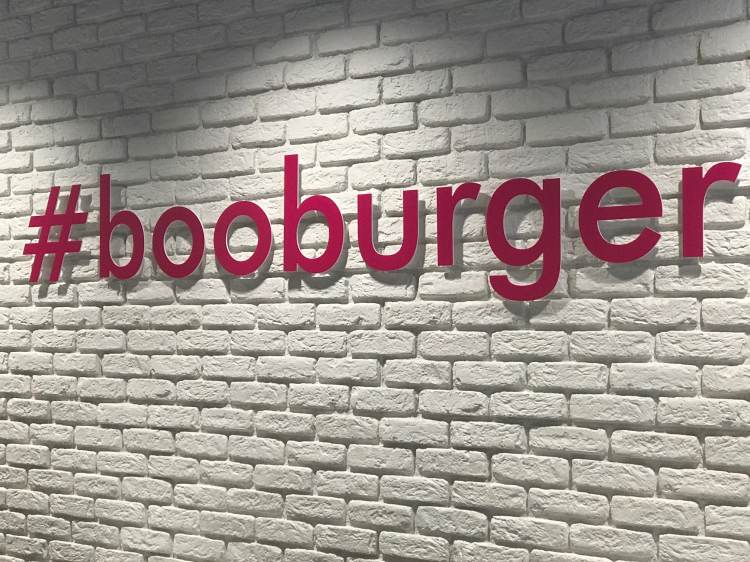 BOO BURGER LEICESTER BURGER BAR POSH FAST FOOD FAST FOOD REVIEW HALLOUMI BURGER 3-min