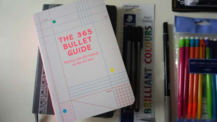 BULLET JOURNALLING FOR BEGINNERS BEGINNER BUJO SUPPLIES WHAT DO I NEED TO START A BUJO LEUCHTTERM 1917 365 BULLET JOURNAL GUIDE -min