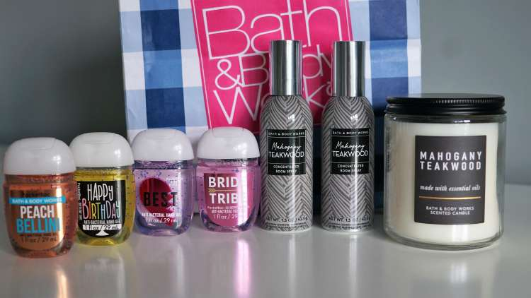 BATH AND BODY WORKS SUMMER HAUL MAHOGANNY TEAKWOOD ABERCROMBIE SCENT 1-min